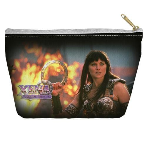 Xena - Chakram Tapered Bottom Pouch