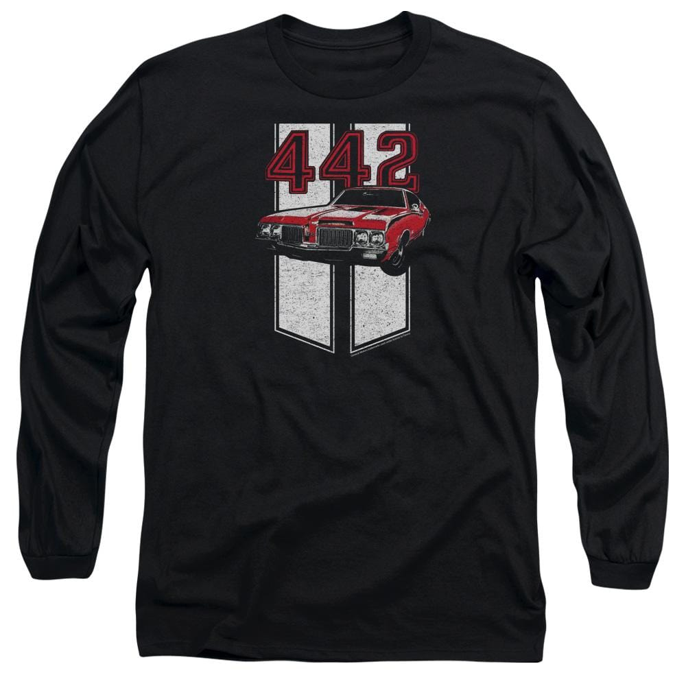 Oldsmobile - 442 Adult Long Sleeve T-Shirt