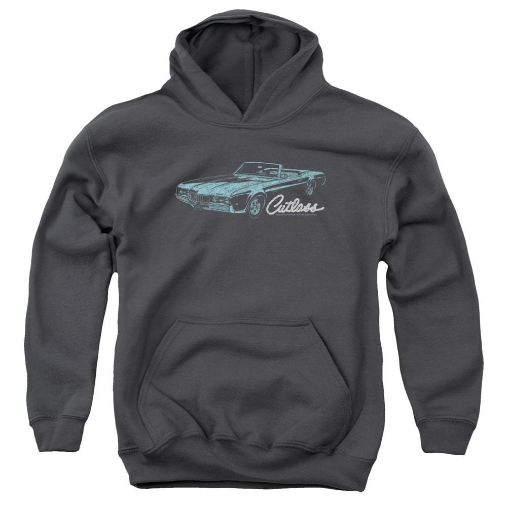 Oldsmobile - 68 Cutlass Youth Hoodie