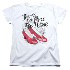 Wizard Of Oz Ruby Slippers Women's T-Shirt