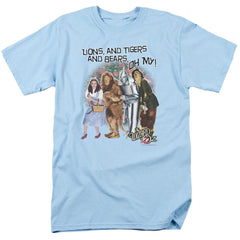 Wizard Of Oz Oh My Adult Regular Fit T-Shirt