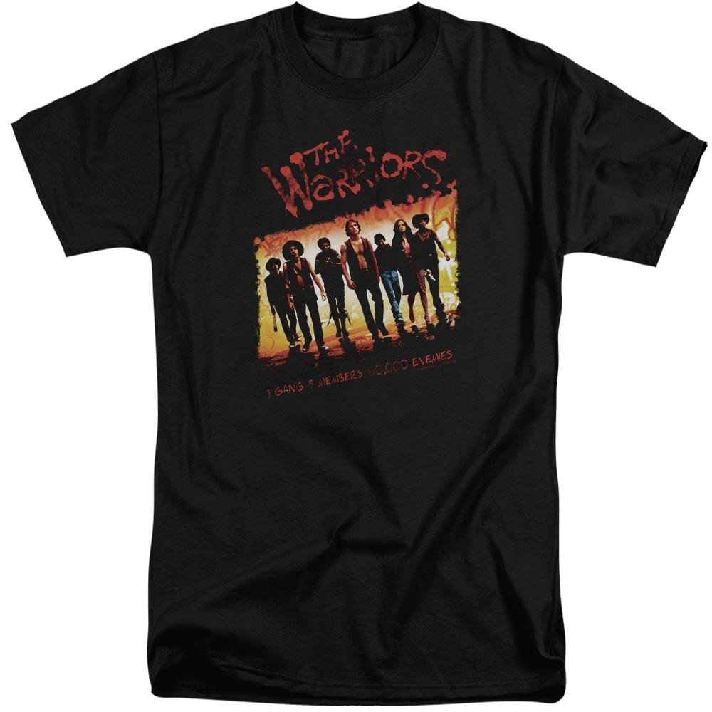 Warriors One Gang Adult Tall Fit T-Shirt