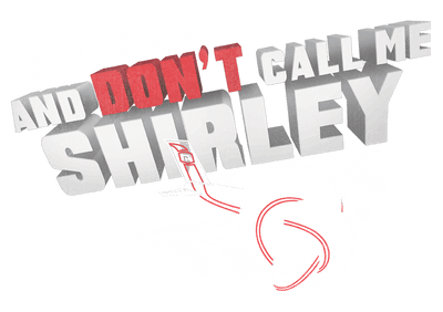 Airplane Dont Call Me Shirley Men's Slim Fit T-Shirt