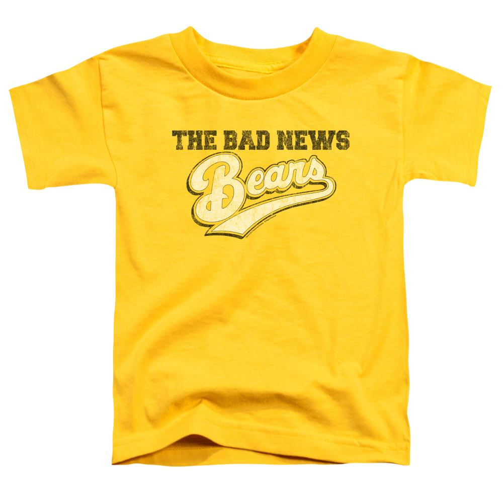 Bad News Bears Logo Toddler T-Shirt