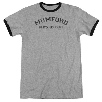Beverly Hills Cop Mumford Men's Ringer T-Shirt