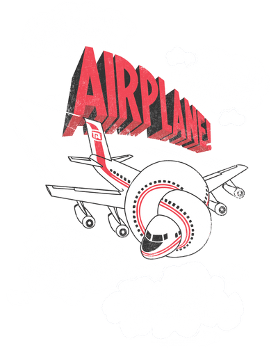 Airplane Picked The Wrong Day Youth T-Shirt (Ages 8-12)