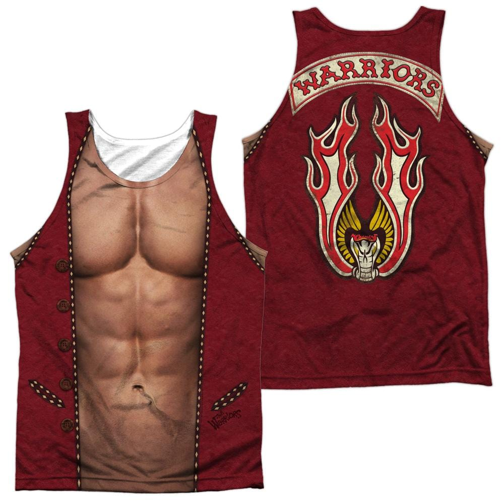 Warriors - Vest Adult Tank Top