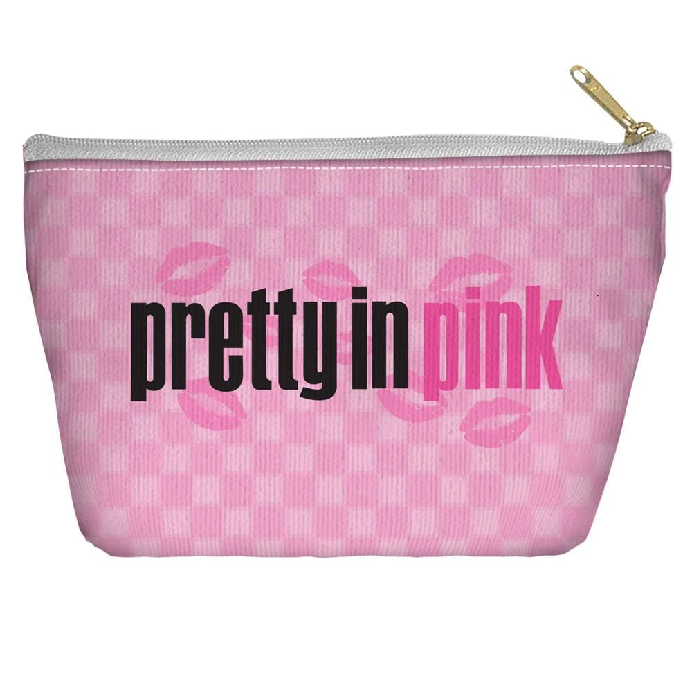 Pretty In Pink - Kiss Me Tapered Bottom Pouch