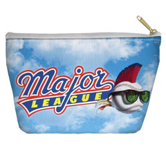 Major League - League Logo Tapered Bottom Pouch
