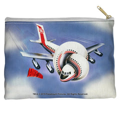 Airplane - Poster Straight Bottom Pouch