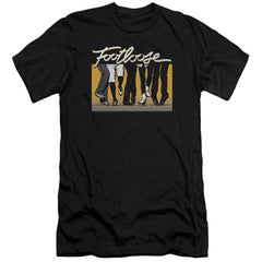 Footloose Dance Party Premium Adult Slim Fit T-Shirt
