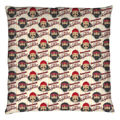 Cheech & Chong - Bambu Throw Pillow