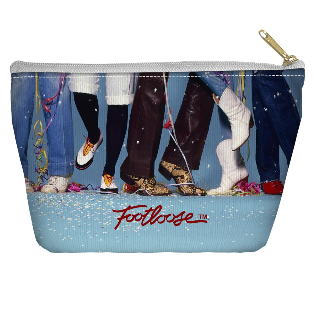 Footloose - Loose Feet Tapered Bottom Pouch