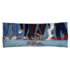 Footloose - Loose Feet Body Pillow