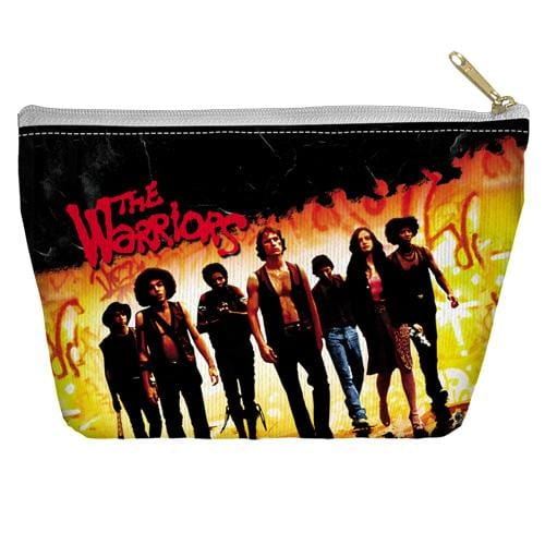 Warriors - Walk Tapered Bottom Pouch
