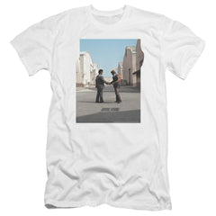 Pink Floyd Wish You Were Here Premium Adult Slim Fit T-Shirt