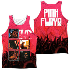 Pink Floyd - Live Adult Tank Top