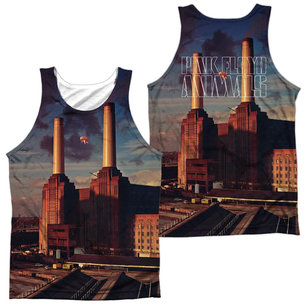 Pink Floyd - Animals Adult Tank Top