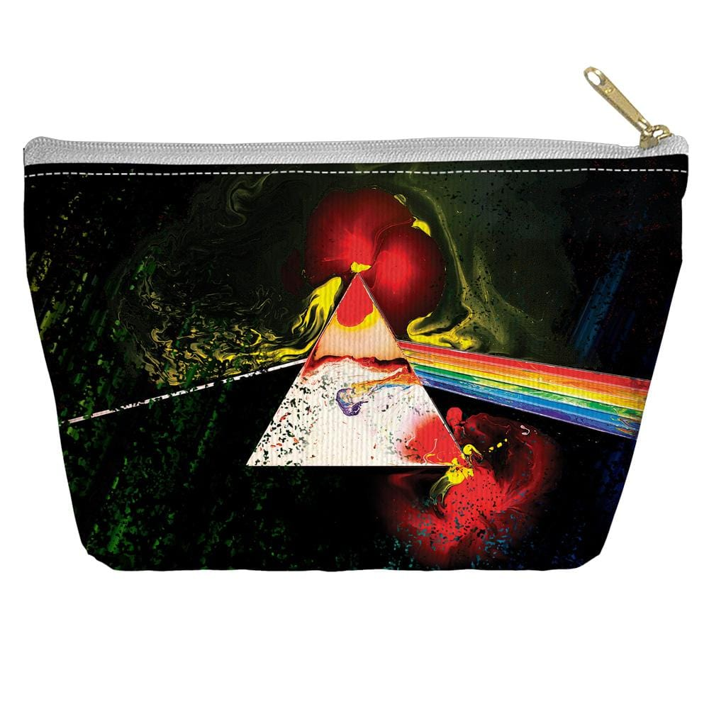 Pink Floyd Dark Side Of The Moon Accessory Tapered Bottom Pouch