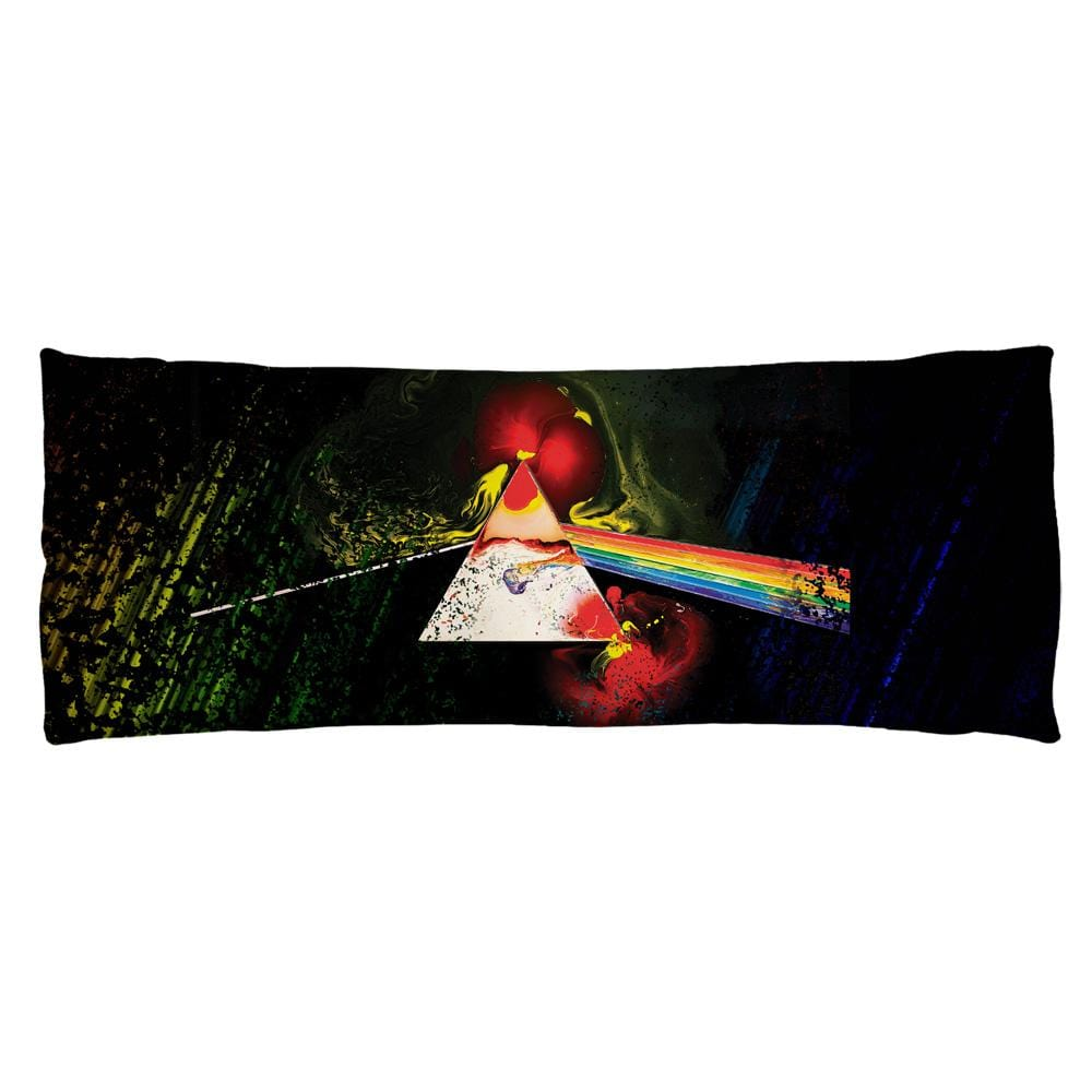 Pink Floyd Dark Side Of The Moon Body Pillow