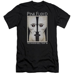 Pink Floyd The Division Bell Adult Slim Fit T-Shirt