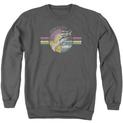 Pink Floyd Welcome To The Machine Adult Crewneck Sweatshirt