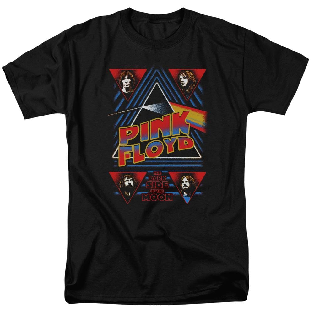 Pink Floyd Dark Side Adult Regular Fit T-Shirt