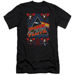 Pink Floyd Dark Side Premium Adult Slim Fit T-Shirt