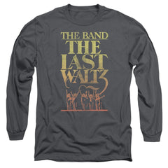 The Band The Last Waltz Adult Long Sleeve T-Shirt