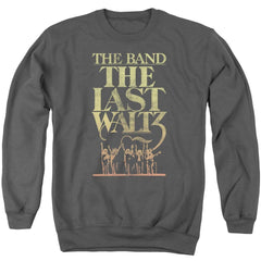 The Band The Last Waltz Adult Crewneck Sweatshirt