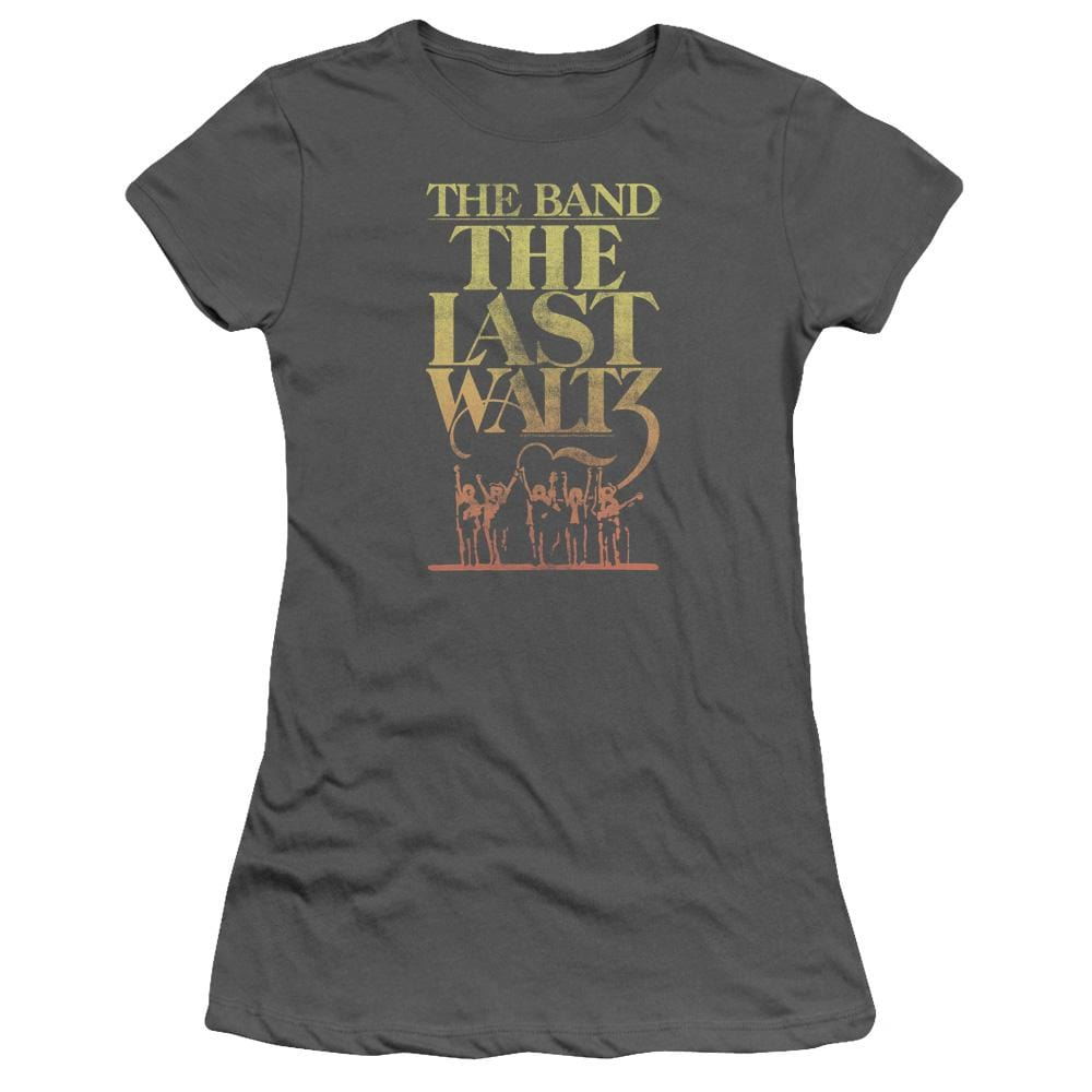 The Band The Last Waltz Junior T-Shirt
