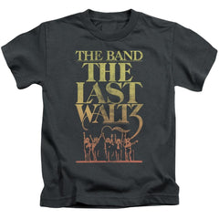 The Band The Last Waltz Kids T-Shirt (Ages 4-7)