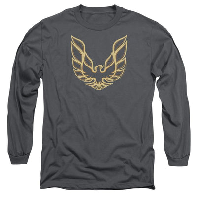 Pontiac Iconic Firebird Men's Long Sleeve T-Shirt