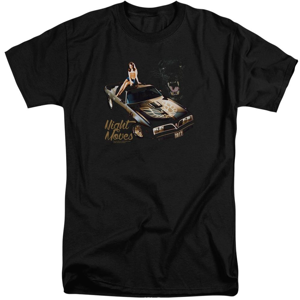 Chevy Night Moves Adult Tri-Blend T-Shirt