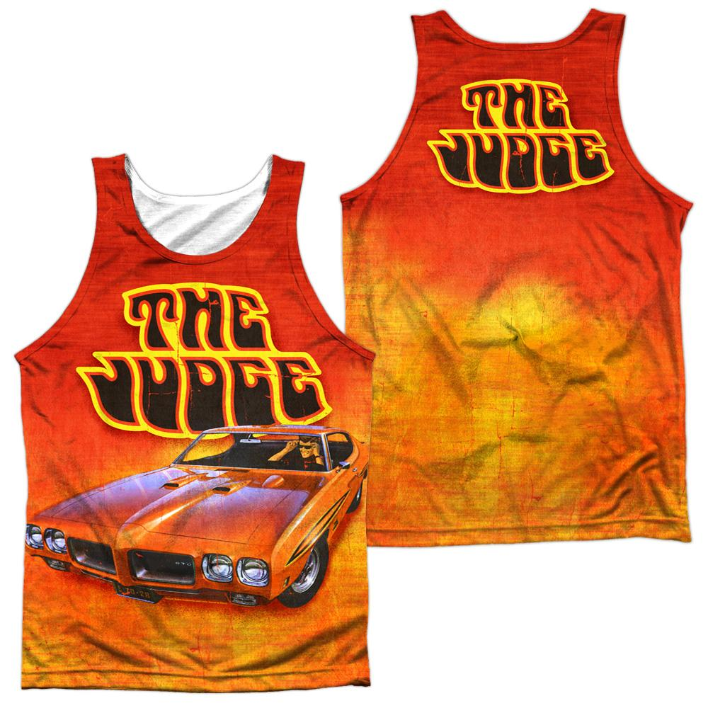 Chevy - The Judge Adult Tank Top