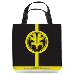 Power Rangers - White Ranger Tote Bag