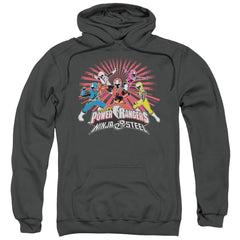 Power Rangers - Ninja Blast Adult Pull-Over Hoodie