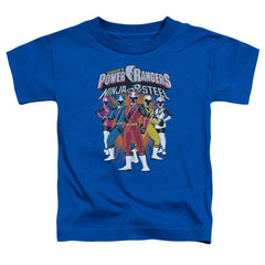 Power Rangers - Team Lineup Toddler T-Shirt