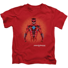 Power Rangers - Red Power Ranger Graphic Kids T-Shirt
