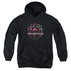 Power Rangers Ranger Circuitry Youth Pull-Over Hoodie