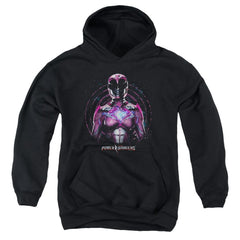 Power Rangers Pink Ranger Youth Pull-Over Hoodie