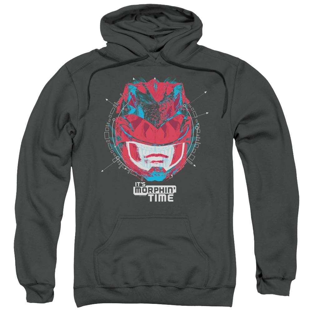 Power Rangers - Its Morphin Time Adult Pull-Over Hoodie