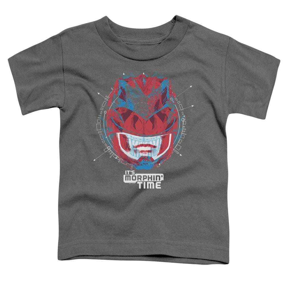 Power Rangers - Its Morphin Time Toddler T-Shirt