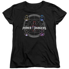 Power Rangers - Greatest Glory Women's T-Shirt