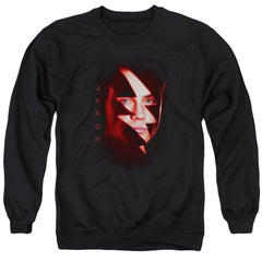 Power Rangers Jason Bolt Adult Crewneck Sweatshirt