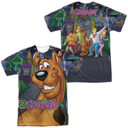 Scooby Doo Big Dog Men's All Over Print T-Shirt