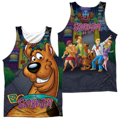 Scooby Doo Big Dog Adult 100% Poly Tank Top