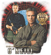 Stargate Jack Oneill Men's Premium Slim Fit T-Shirt