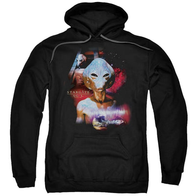Stargate The Asgard Pullover Hoodie