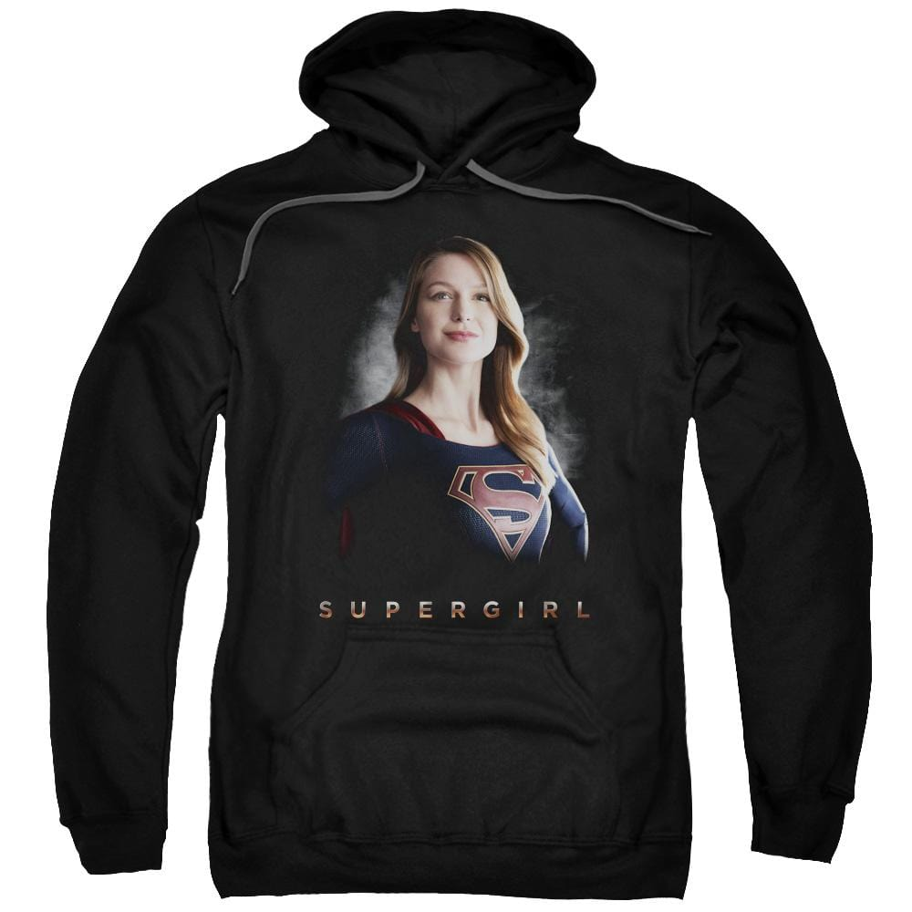 Supergirl - Stand Tall Adult Pull-Over Hoodie